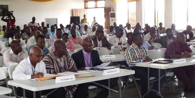 All Set For 2019 Ghana FA Extra-Ordinary Congress Today