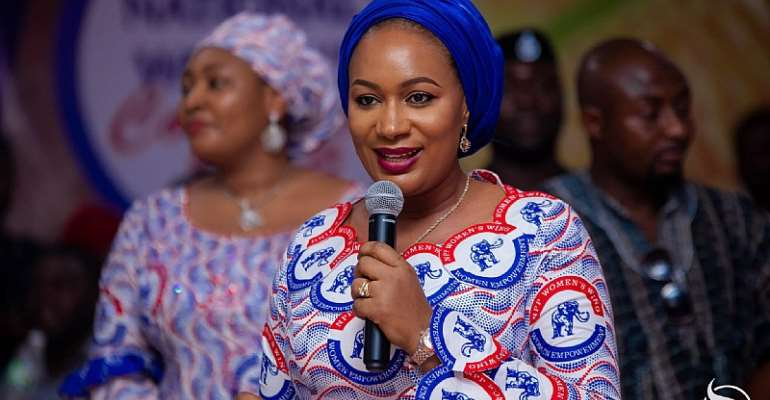 Voting NDC An Endorsement Of Retrogression  – Samira Bawumia