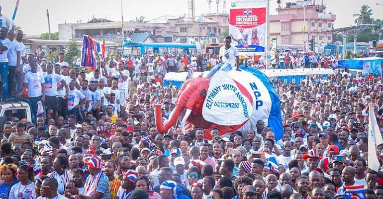 NPP Fighting Hard To Become What They Fought Against
