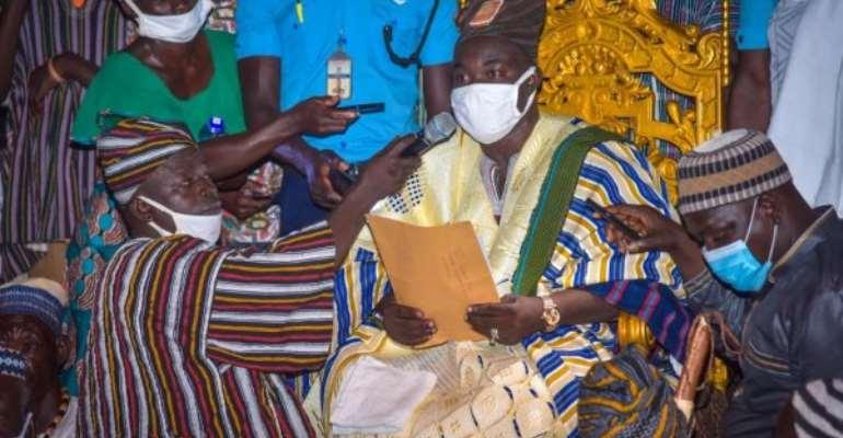 We Have Peace, Dev't Under Akufo-Addo - Zabzugu Chief