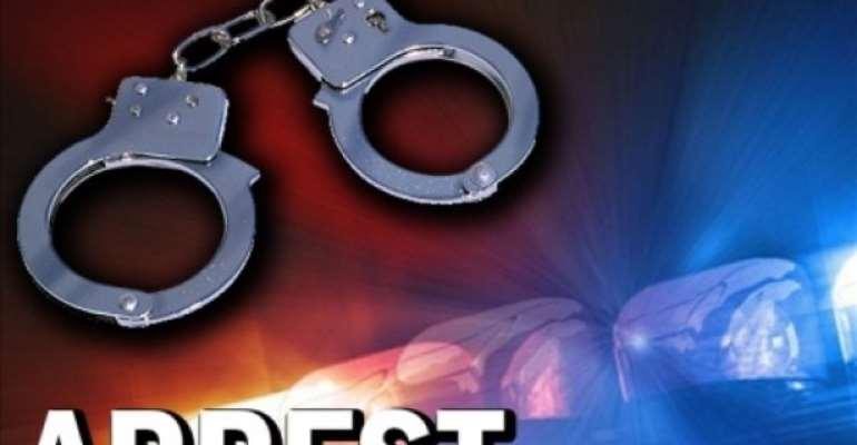 Accra: 93 Suspected Criminals Arrested In Police Swoop