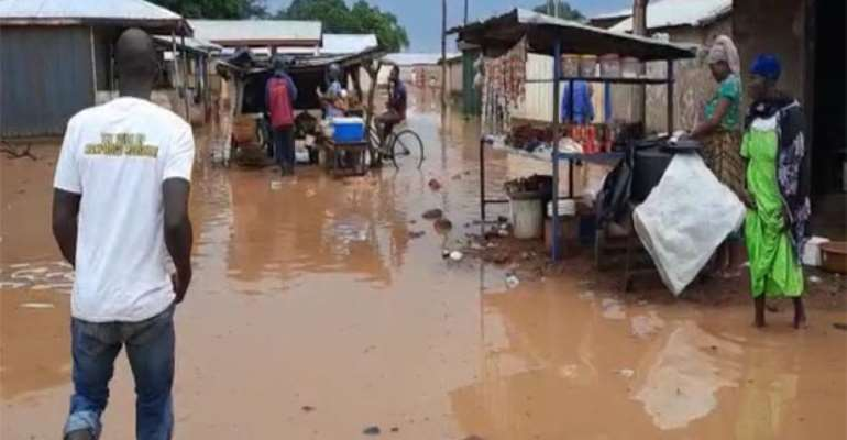 Heavy Downpour, Bagre Dam Spillage Kills Four In North East