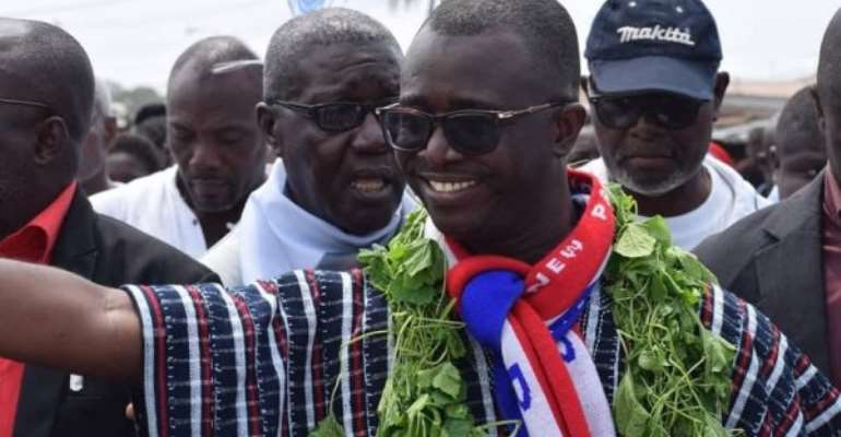 Election 2020: The Spirit Of Osu Is Behind Me To Defeat Zenator – NPP's Prince Debrah