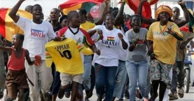 GHANA VRS NIGERIA AGAIN IN OLYMPIC DRAW