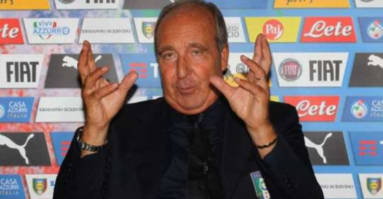 Italy's new boss Ventura boosts mood after win in Israel