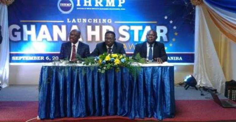 IHRMP launches Ghana HR Star Awards 2016