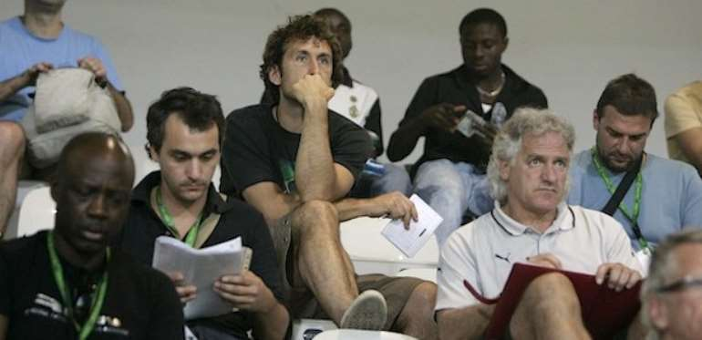 European agents storm Russia to watch Ghana players in friendly