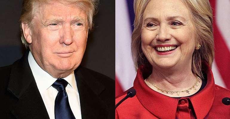 God Bless America: Donald Trump, Presbyterian, Vs. Hillary Clinton, Methodist