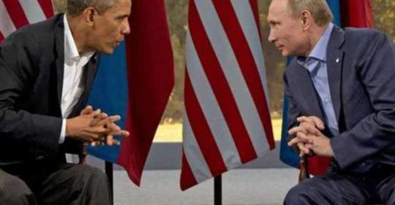 Obama meets with Putin at G20, says 'gaps of trust' hamper Syria cease-fire