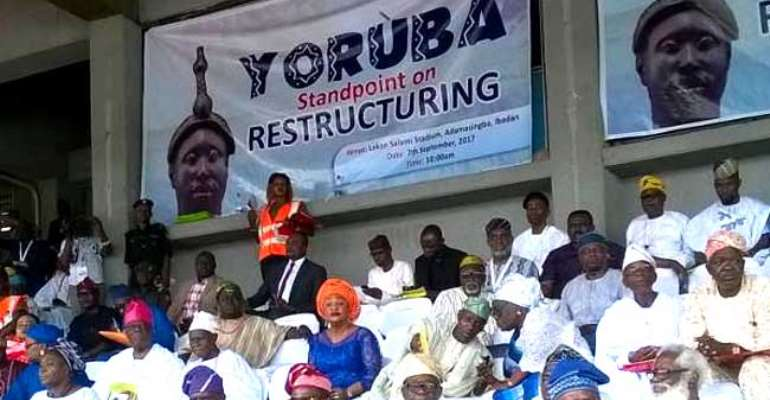 Yoruba Leadership: The Extant Intrigues And Prospects