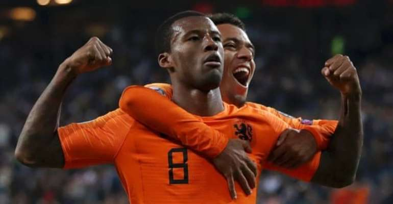 Superb Netherlands Claim Big Euro Qualifying Win In Germany