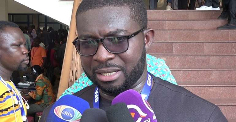 GFA Elections: I Don't Have The Backing Of Government - Nana Yaw Amponsah