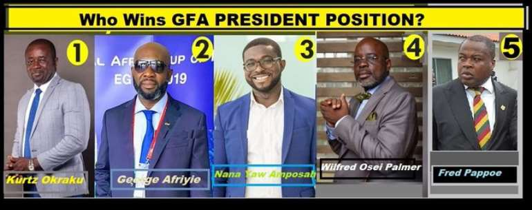 GFA Elections: I Will Consider The Candidate With A Good Message - Kojo Yankah
