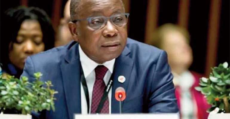 Kwaku Agyeman Manu – Health Minister