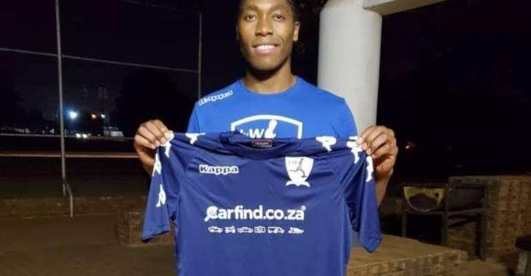 Caster Semenya joins South African football team JVW