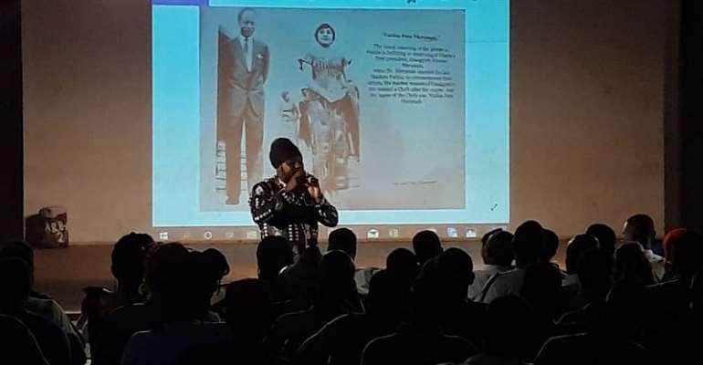 Blakk Rasta Resurrects Kwame Nkrumah At Legon