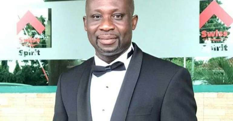 The GFA Needs Someone Who Is Tried And Tested – George Afriyie