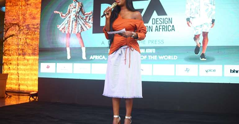 Idia Aisien, Mai Atafo, Kelechi Amadi-Obi, Gbemi Olateru-Olagbegi, Others Storm Eko Hotel For Design Fashion Africa