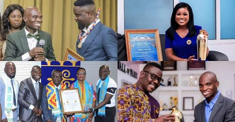 It Is Finished: Amb. Dr. Kwame Fordjour On Recognition And Awards