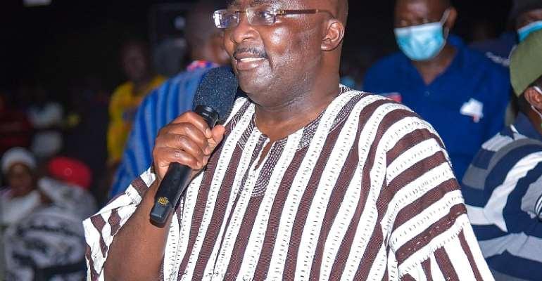 Bringing back Mahama and NDC means bringing back 'Wahala' – Bawumia warns
