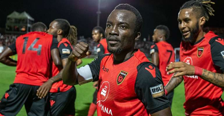 Winger Solomon Asante Rated High After Impressing For Phoenix Rising In Away Win