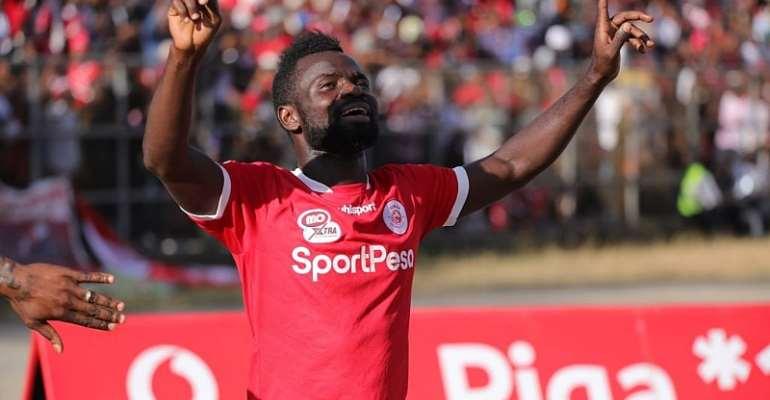 Forward Bernard Morrison Features For Simba SC In 2-1 Win At Ihefu FC