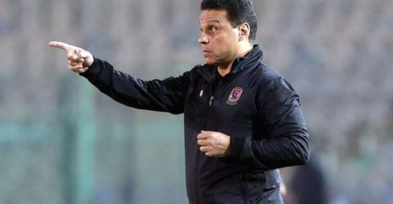 Hossam El Badry was appointed Egypt coach in 2019