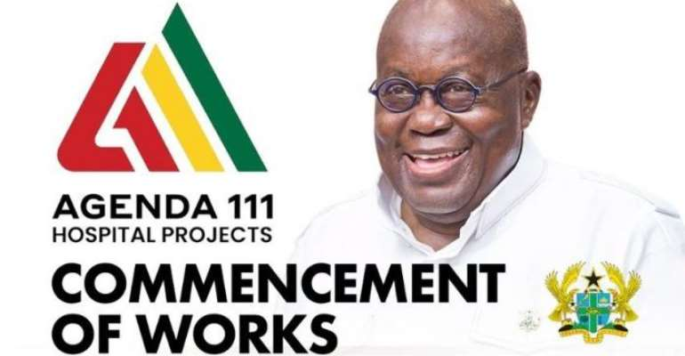 Agenda 111: Naysayers in town muddying waters but Akufo-Addo will disgrace nation wreckers – NPP Germany