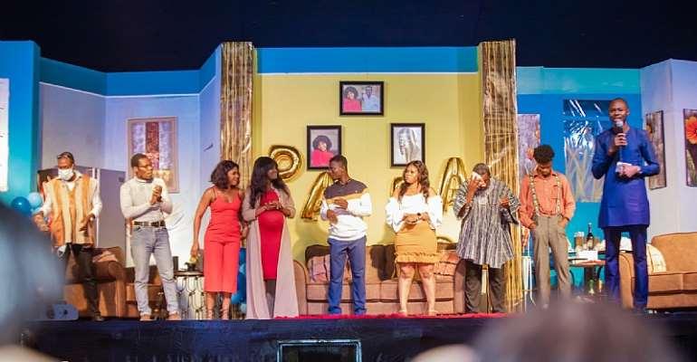 Latif Abubakar's 'Something Must Kill A Man Play' thrills fans over the weekend despite rains