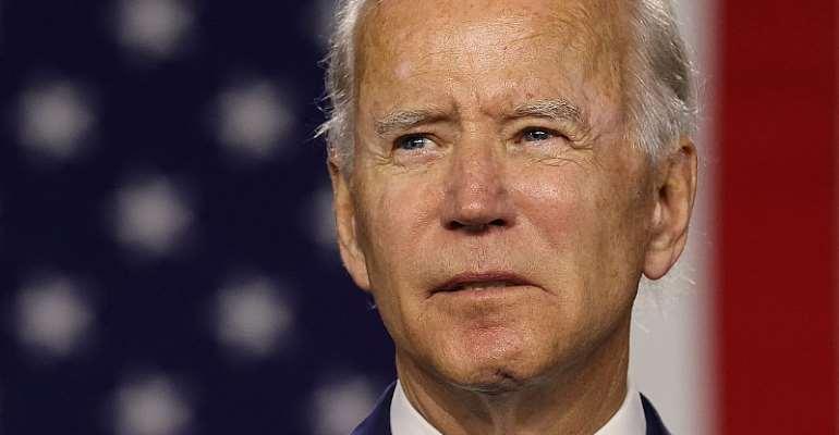 Joe Biden, President, USA