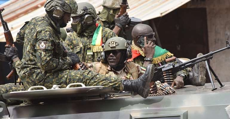 Reflections From Guinea: Coup Is Never The Solution