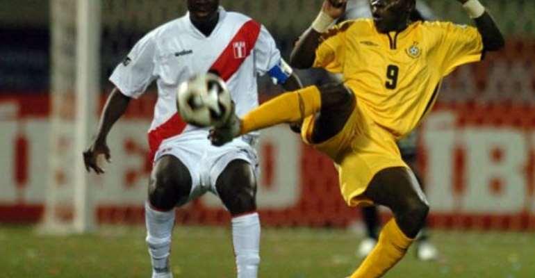 U17@Peru: Hosts frustrated by ten-man Ghana