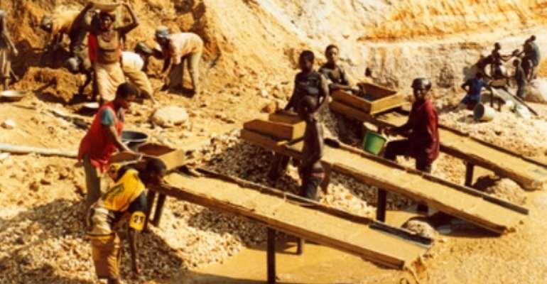Taskforce can't police illegal miners everyday – Ayariga