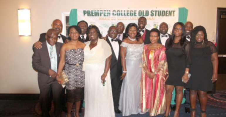 Prempeh College Alumni Ends Annual Amanfoo North America Reunion