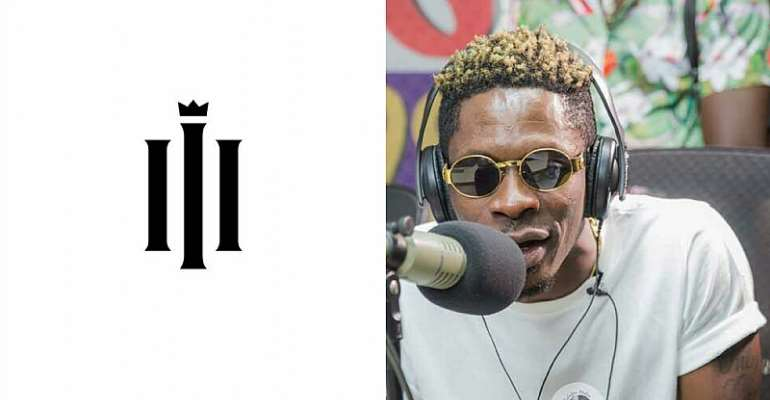 REIGN ALBUM's logo shows Shatta Wale is now Third degree Free Mason  -  Journalist Komfa