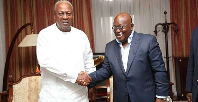 Ghana 2020 exclusive! who wins the December 07, 2020 Presidential election?