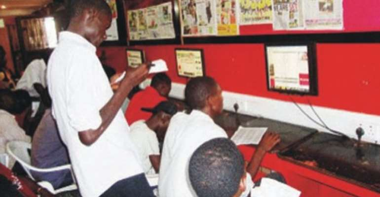 Lets Urge The Youths To Stay Away From Gambling And Get Rich Quick Attitudes