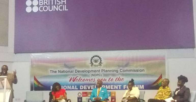 4th National Development Forum Held