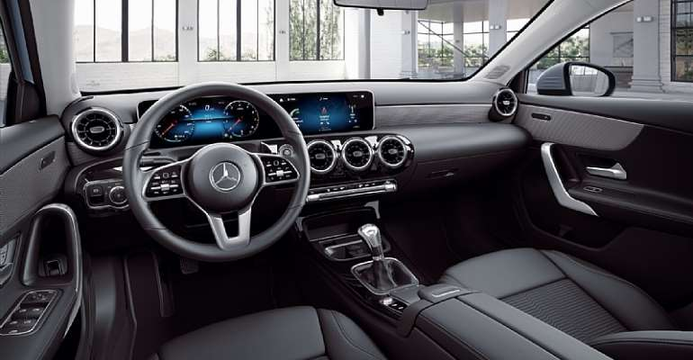 Motor show in Shanghai: Mercedes-Benz has presented its new SUV Concept GLB