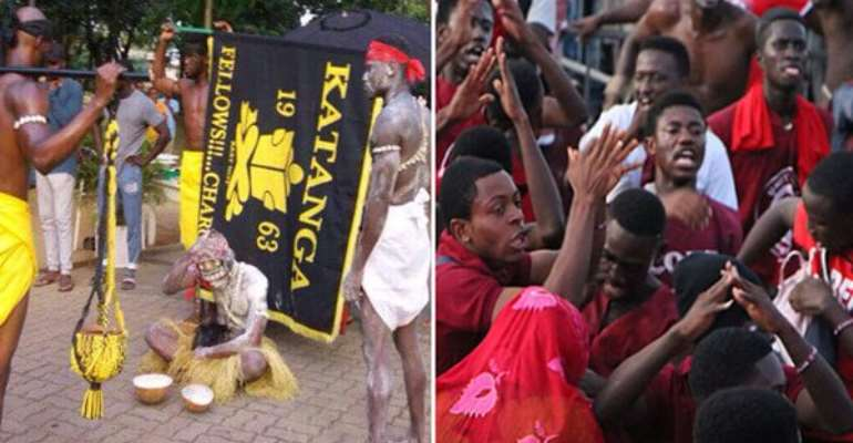 Take Your Hands Off Katanga Hall—Gov't Tells KNUST Management