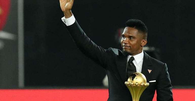 Samuel Eto'o Announces Retirement From Football
