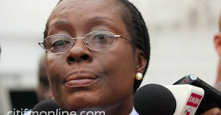 How Serious is Attorney General Gloria Akuffo in Helping Build a Better Ghana?