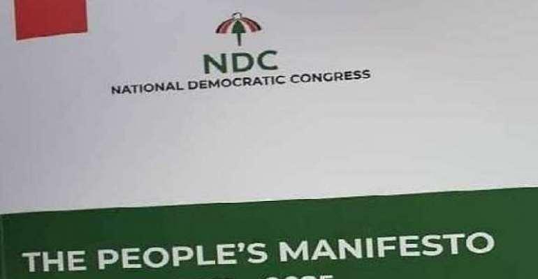 NDC's Manifesto Based On Verifiable Data – Committee Chairman