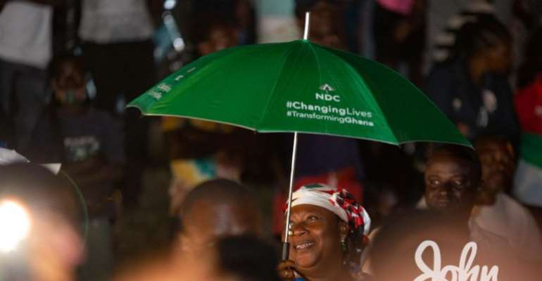 NDC People's Manifesto Is What Ghanaians Are Anxiously Waiting For---NDC Youth Organizer