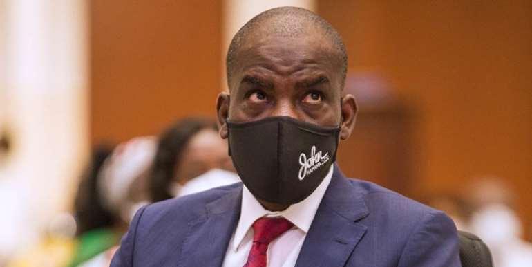 'Mahama Will Sting Corruption Like A Scorpion' – Haruna Iddrisu
