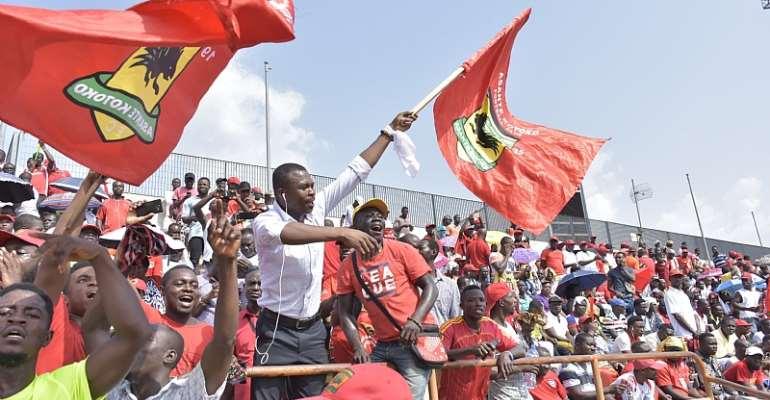 Amos Frimpong Urges Asante Kotoko To Consider Playing In Caf Champions League Next Season