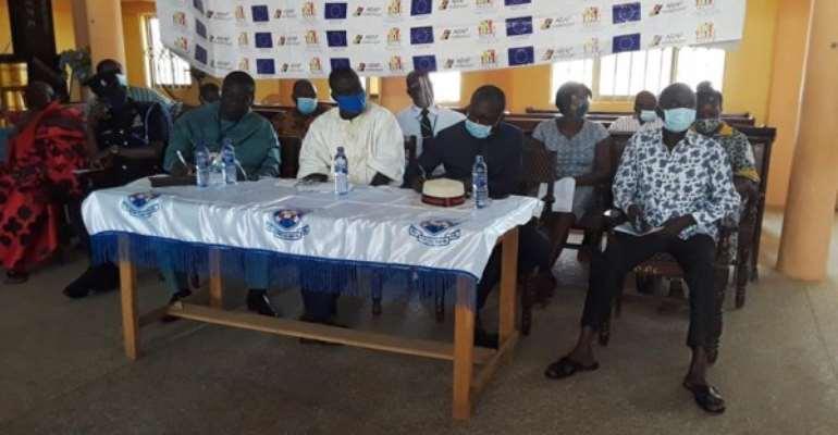 Osenase Chiefs, Elders Beg Akufo-Addo To Complete Mahama's E-Block