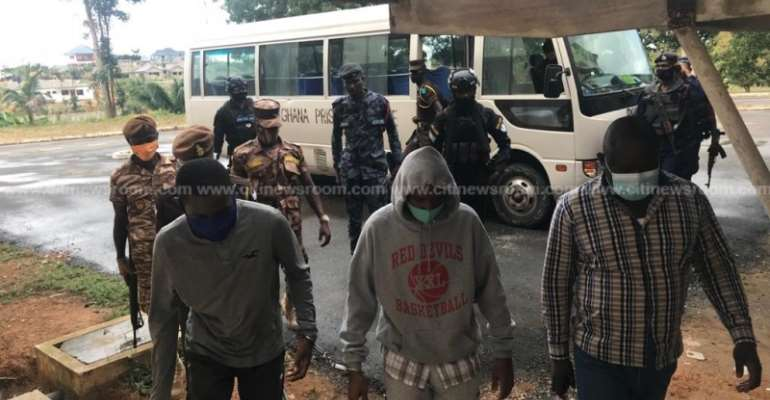 Takoradi Kidnappings: Court Adjourns Case After COVID-19 Hit Legal Aid Office