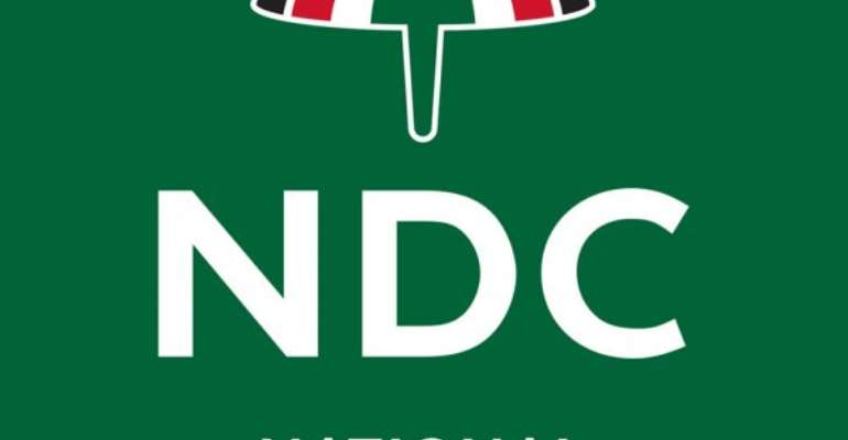 NDC National Executive Committee Approves Party's Manifesto