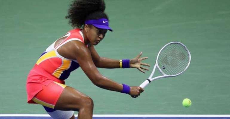 Naomi Osaka is bidding to win a third Grand Slam